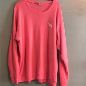 Long Sleeve Victoria Secret Crew